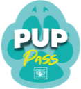 Pup Pass Badge