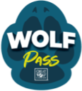 Wolf Pass Badge